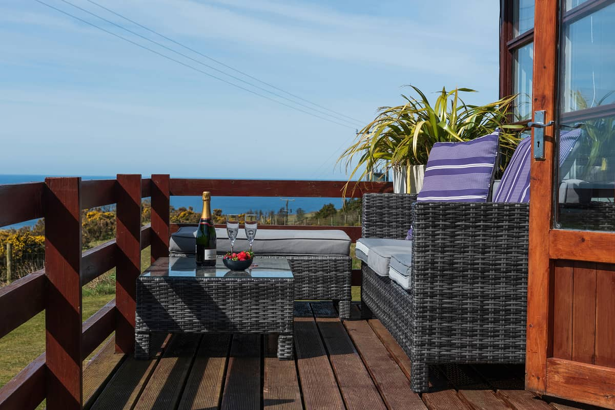 Sea views on holiday in Wales | The Sea Shack Aberdovey